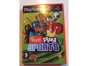PC2 spel EyeToy Play Sports