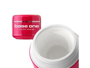 Silcare - Base One - Builder - Thick Clear - 15 gram