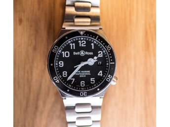 Bell & Ross Type Marine