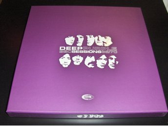 "Deep Purple ""BBC Sessions 69-70"" Box CD/LP"