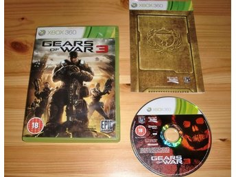 Xbox 360: Gears of War 3