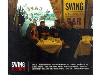 Swing Al Dente - CD NY - FRI FRAKT