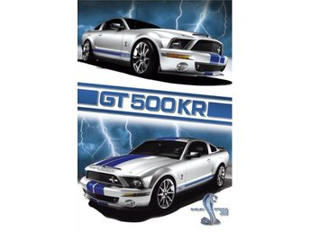 Ford Mustang - Shelby GT 500 KR - Classic car