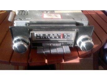 """Motorola """"eighttrack"""" stereoåtta med fm/am radio fungerar bara fint. - Fränsta - Motorola """"eighttrack"""" stereoåtta med fm/am radio fungerar bara fint. - Fränsta"""