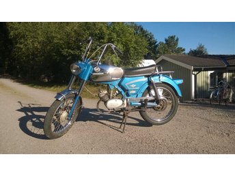 Zundapp KS50 moped 1973