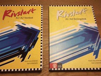 Rivstart A1+A2 Textbok and Rivstart A1+A2 Övningsbok - Göteborg - Rivstart A1+A2 Textbok and Rivstart A1+A2 Övningsbok - Göteborg