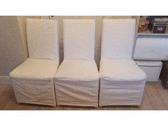 3 st stolar, Henriksdal, Ikea - örbyhus - 3 st stolar, Henriksdal, Ikea - örbyhus