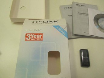 TP-Link 300Mbps TL-WN823N USB Adapter