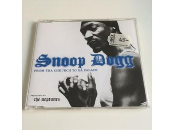 SNOOP DOGG - From Tha Chuuuch To Da Palace CD