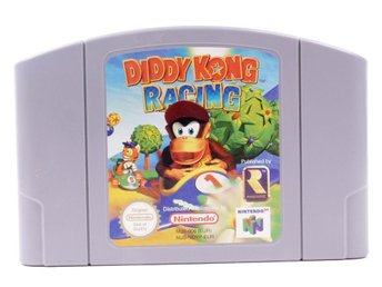 Diddy Kong Racing - N64 - PAL (EU)