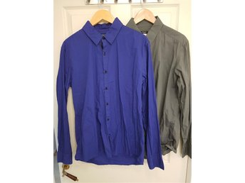 La Redoute skjortor storlek 43/44 - Ystad - La Redoute skjortor storlek 43/44 - Ystad