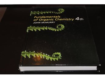 Inbunden bok: Fundamentals of Organic Chemistry (4th) John McMurry