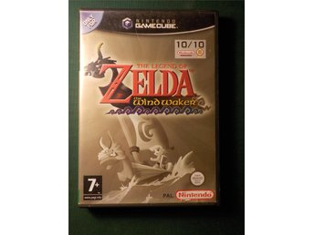 The Legend Of Zelda The Wind Waker NGC