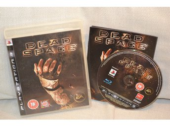 Dead Space (PS3) Playstation 3 Komplett Nyskick - Vännäs - Dead Space (PS3) Playstation 3 Komplett Nyskick - Vännäs