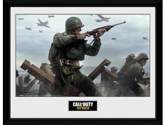 Tavla - Spel - Call of Duty WWII Shooter