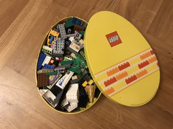 Lego, ca 700 gr i Lego boxen. - Göteborg - Lego, ca 700 gr i Lego boxen. - Göteborg