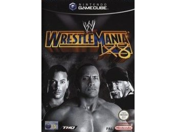 WWE WrestleMania X8 (Beg)