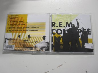 REM - Collapse into now  - CD