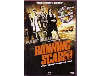 Running Scared / DVD (Paul Walker)