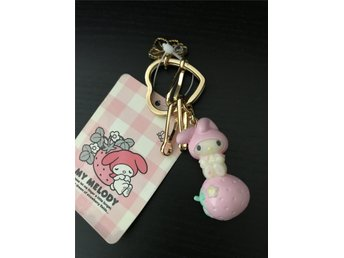My Melody nyckelring rosa Hello Kitty