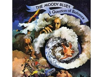 Moody Blues: A question of balance -70 (Rem2008) (CD)