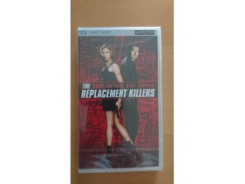 PSP film (UMD) The Replacement Killers. Ny. Fri frakt.