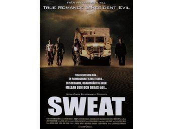 DVD - Sweat (Beg)