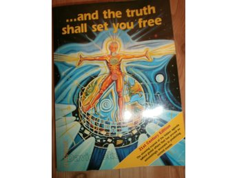 AND THE TRUTH SHALL SET YOU FREE David Icke new age konspiration Engelska böcker