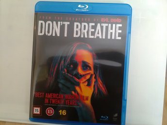 DONT BREATHE -  BLU-RAY