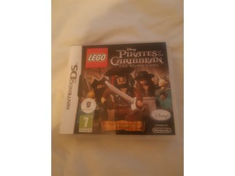Nintendo DS spel Pirates of the Caribbean, lego