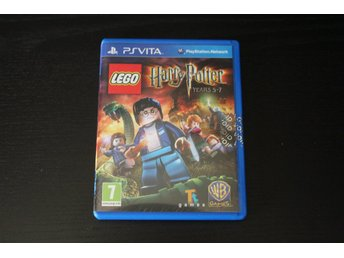 Lego Harry Potter - Playstaion Vita