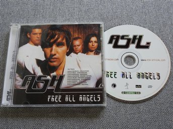 Ash - Free All Angels CD