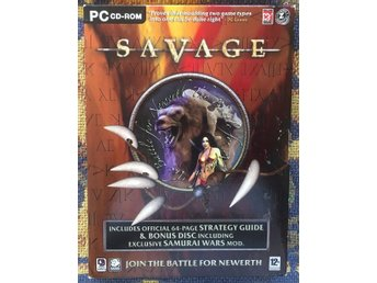 Savage: The Battle for Newerth (PC BEG!)