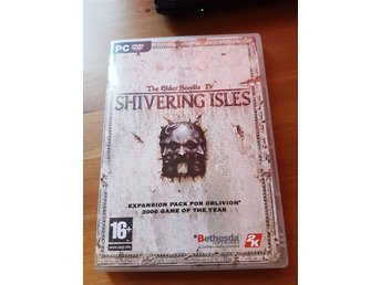 Shivering isles expansion pack for oblivion Pc spel