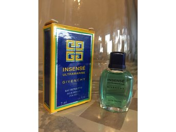 GIVENCHY INSENSE ULTRAMARINE 7 ml edt