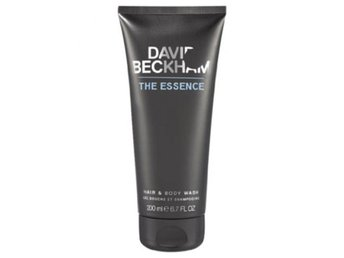 David Beckham The Essence Hair & Body Wash 200ml