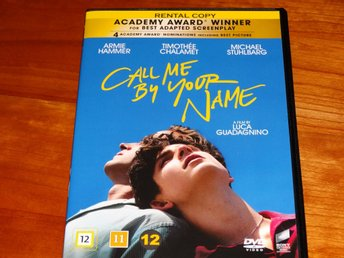 CALL ME BY YOUR NAME ~ En oanad romans i Italien, Coming out, queer ~ NYskick