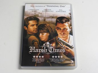 HARSH TIMES (DVD) Christian Bale