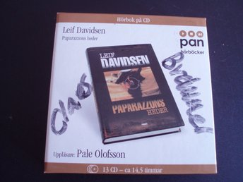 PAPARAZZONS HEDER - LEIF DAVIDSEN