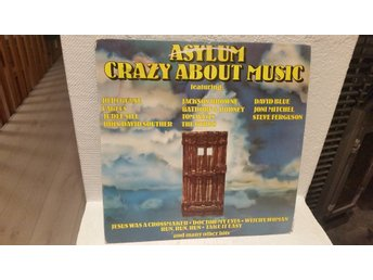 Asylum Crazy about music (Byrds, Tom Waits, Joni Mitchell, Eagles, J.Browne mfl)