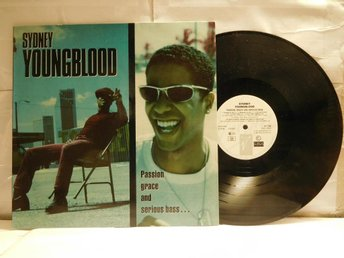 SIDNEY YOUNGBLOOD - PASSION GRACE AND SERIOUS BASS...