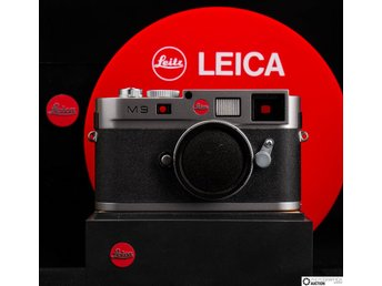 Leica M9  Back to Basic