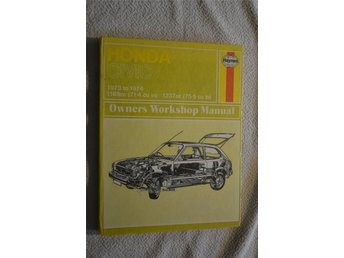Honda Civic 73-74