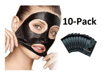 Pilaten ansiktsmask - Blackhead 10-pack