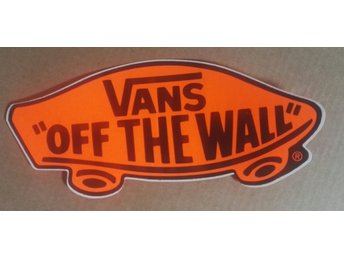 VANS off The Wall Klistermärke