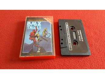 BMX TRIALS till Commodore 64 C64