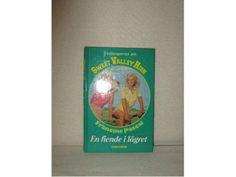 Sweet Valley High En fiende i lägret  Francine Pascal