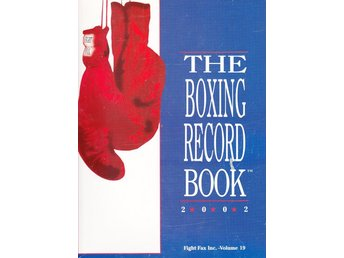 The boxing record book 2002 (volume 19)