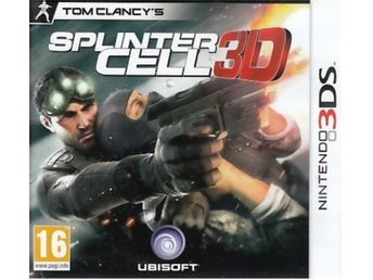 DS-Splinter Cell 3DS