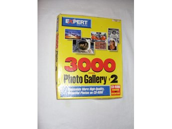 Expert Software 3000 Photo Gallery Mac & PC CD ROM